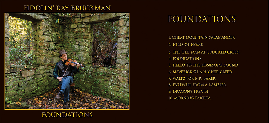 cd cover foundations